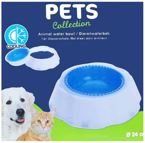 Waterbak voor dieren (honden/katten/etc) met koelfunctie