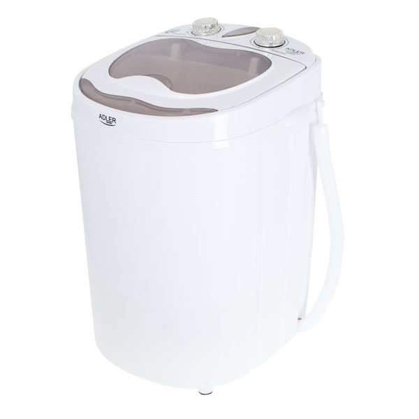 Mini wasmachine met centrifuge