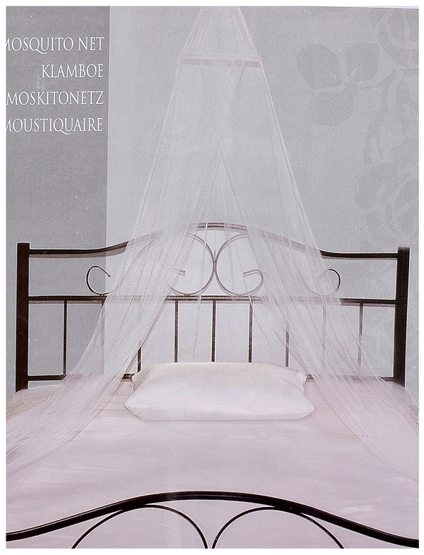 Klamboe - muggenvrij slapen